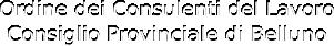 Ordine dei consulenti del lavoro della Provincia di Belluno